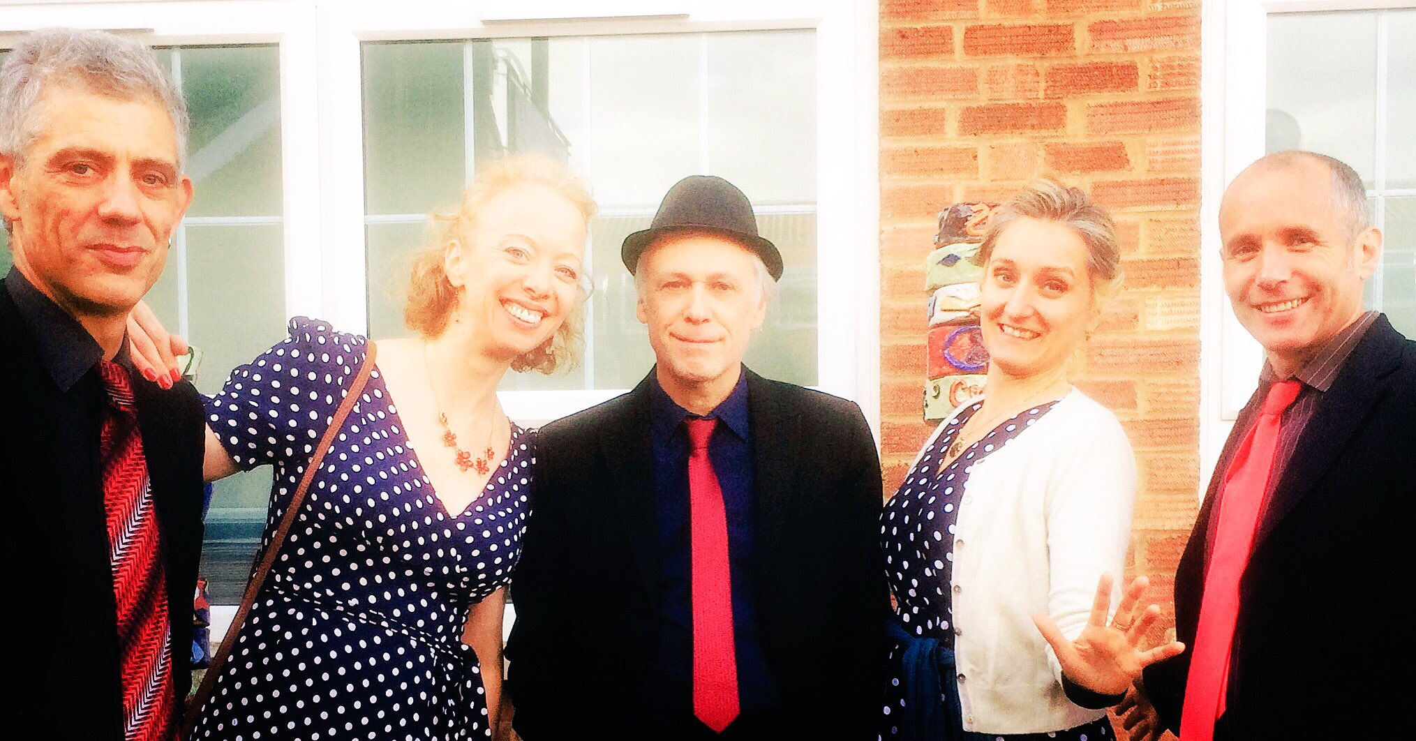 ProntoSwing Line-up for Cambridge Lindyhop Gig