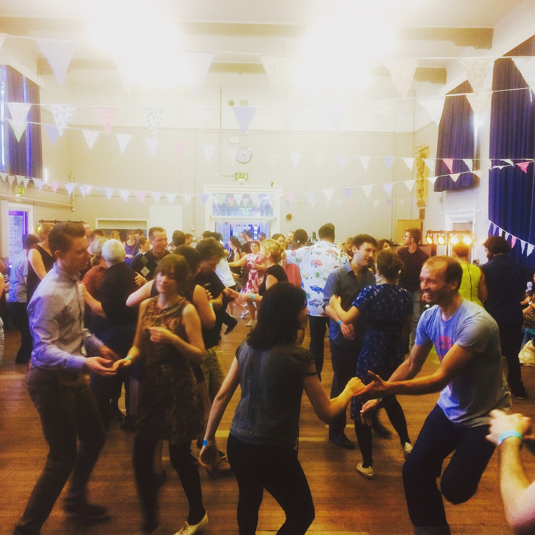 Lindyhoppers @Cambridge Lindy Exchange Tea Dance, Oct 29th 2017