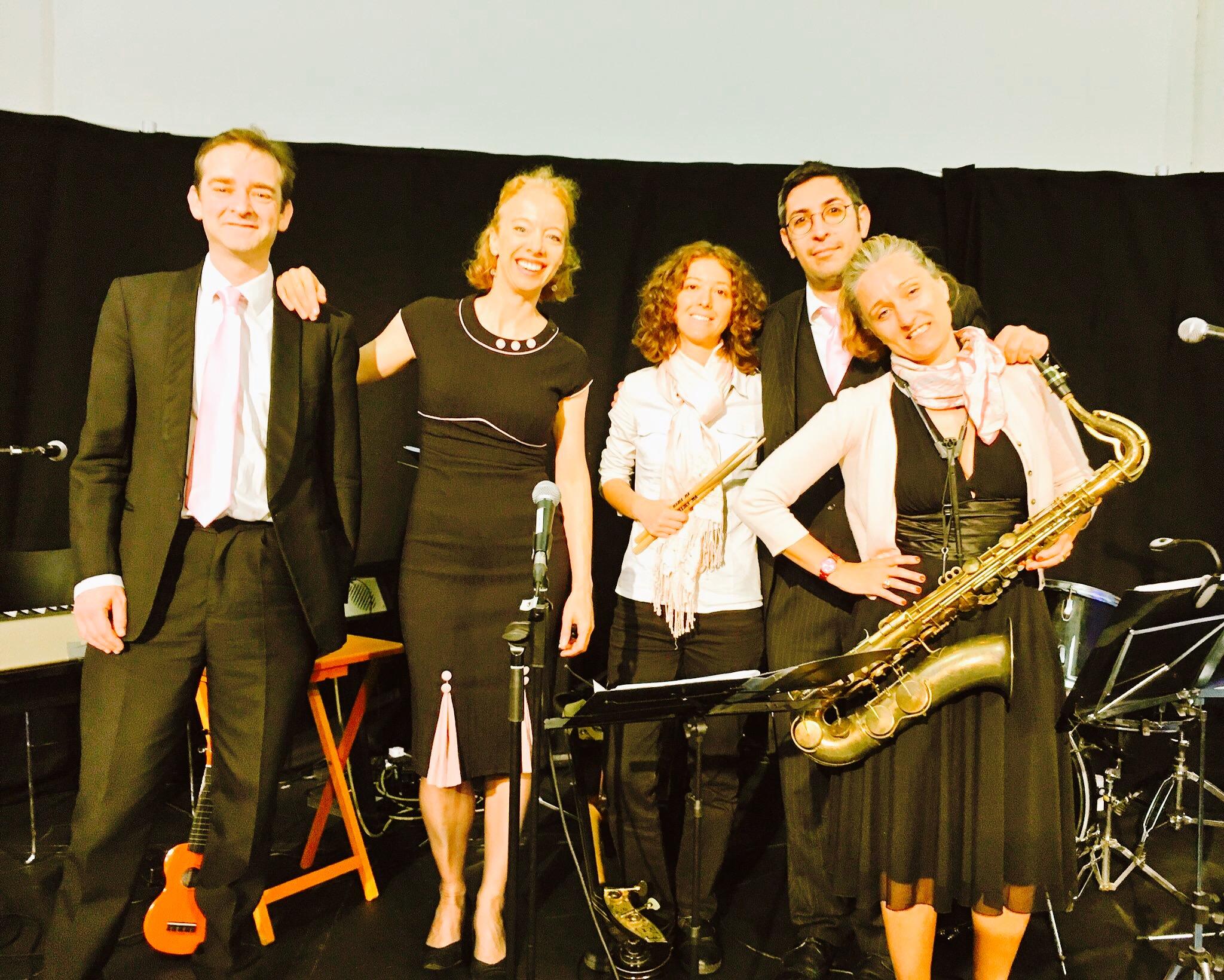 BandPic Edfringe 2017