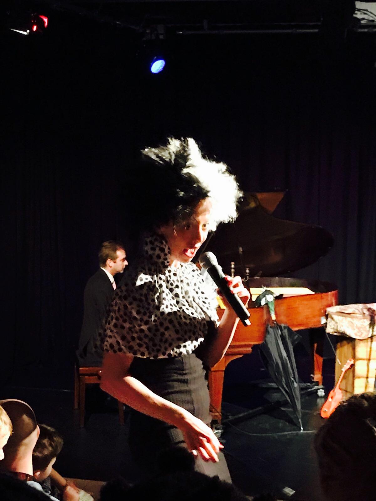 Cruella de Vil at OSO, Barnes