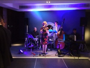 Pronto Jazz Quartet at the Aviator Hotel